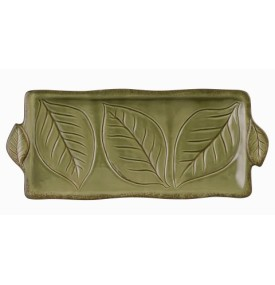 Home Again Leaf Tray Small from Grasslands Road by Amscan