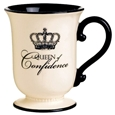 Her Majesty Mug Queen of Confidence