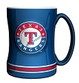 Boelter MLB Teams Texas Rangers Mug