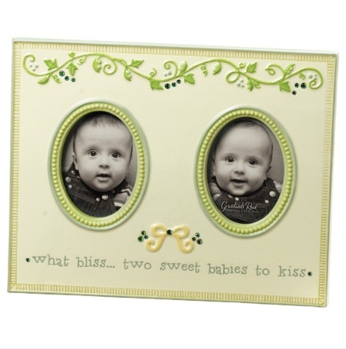 Baby Twins Double Frame Bliss Grasslands Road
