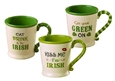 Celtic Peekaboo Irish Mug - Get Your Green On