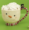 SnoCountry Snowman Mug from Grasslands Road