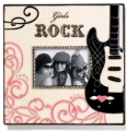Grasslands Road Girls Rock Frame Teen-Tween Gift