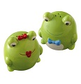 On A Whim Frog Salt & Pepper Shakers