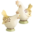 Grasslands Road Farmhouse Hen Figurines Chickens