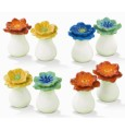 Petals Salt & Pepper Shakers Set