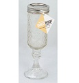 Carson Home RedNek Champagne Flute Glasses Set of 2