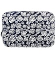 Iota Chic Laptop Sleeve Cover Case Daphne Black-White