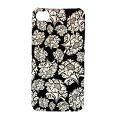 Iota Chic iPhone Cover Daphne Black-White