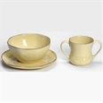 Skyros Designs Cantaria Almost Yellow Child Dish Set