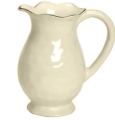 Cantaria Almost Yellow Pitcher Vase