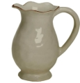 Cantaria Sage Green Pitcher Vase