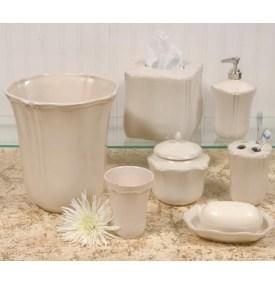Skyros Royale Cream Bath Accessories