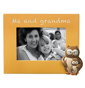 Grasslands Road Kids Frame Me and My Grandma