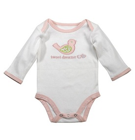 Grasslands Road Baby Bib Pink or Blue New Arrival