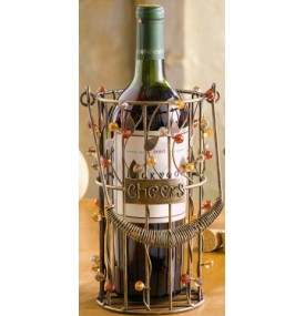 Winers Wine Carrier Caddy from Grasslands Road by Amscan