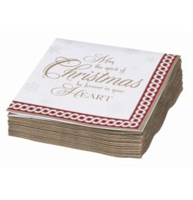 Grasslands Road Paper Beverage Napkins Season of Wonder