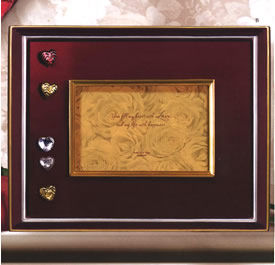 Grasslands Road Frame Burgundy in Gift Box