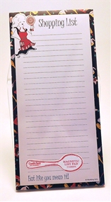 Jessie Steele Working Girls Magic Shopping List Pads