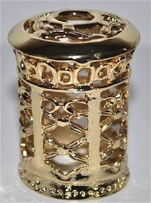 Fragrance Lamp Replacement Crown MINI Gold Lattice