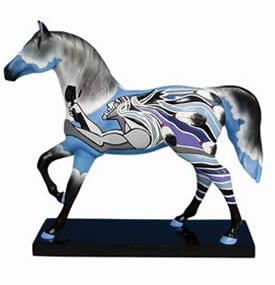 Trail of Painted Ponies Dream Warriors Figurine