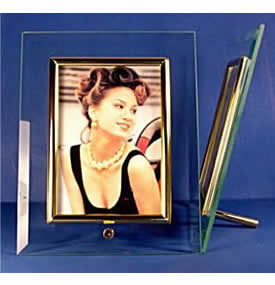 Atlanta Giftware Beveled Glass Frame