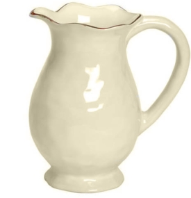 Cantaria Almost Yellow Pitcher or Vase
