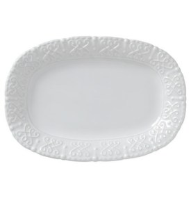 Skyros Historia Platter Small Oval Serving Tray